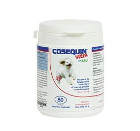 Cosequin ultra 80 compresse cane piccolo/ medio