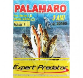 Expert predator palamaro a 3 ami numero 7