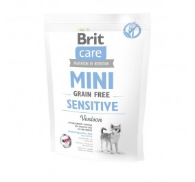 Brit sensitive cervo gr 400