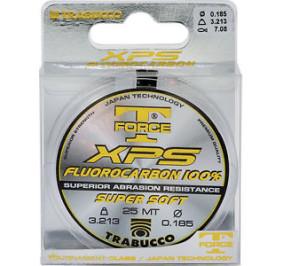 Trabucco xps fluorocarbon 100% mt 50 diametro 0,125