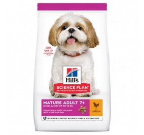 Hill' s Mature adult 7+ pollo mini kg 1,5