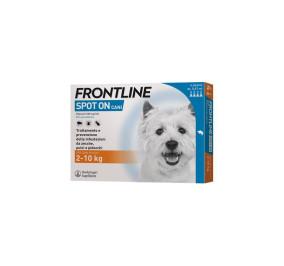 Frontline spoton 2-10kg 4 fialette