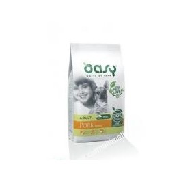 Oasy dry dog maiale mini kg 2,5