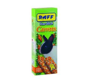 Raff carrots 2 stick