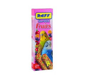 Raff cocorite fruits 2 stick