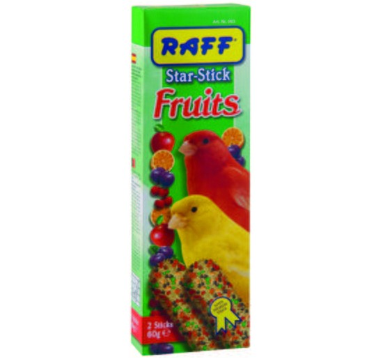 Raff fruits 2 stick