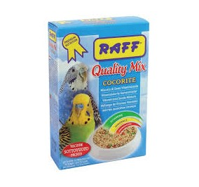 Raff cocorite quality mix gr 800