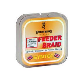 Browning feeder braid mt 125 diametro 0,12