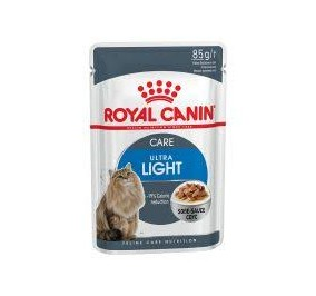 Royal canin ultra light salsa gr 85