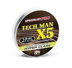 Jtm tech man X5 mt 100 diametro 0,255