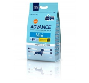 Advance mini light pollo e riso kg 3