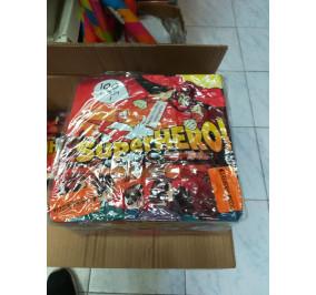 Pirotecnica 2000 superhero 100 colpi