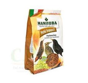 Manitoba patè insect pastoncino morbido per insettivori gr 400