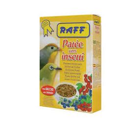 Raff patè con insetti gr 400