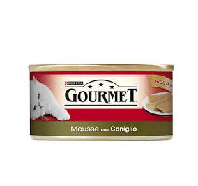 Gourmet mousse coniglio gr 195