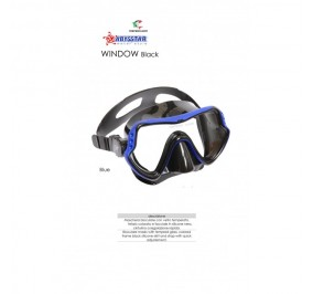 Abysstar maschera window black