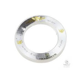 Trabucco t force xps fluorocarbon super iso mt 20 diametro 0,60