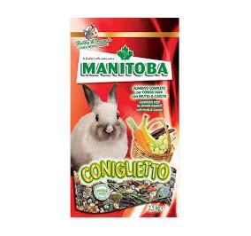 Manitoba coniglietto kg 1