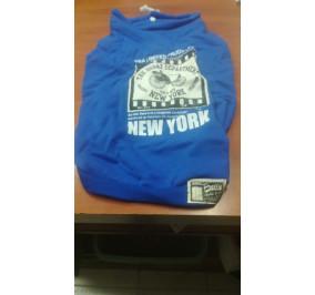 Felpa boy new york xxl blu