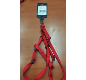 Pettorina ad h cm 22-40 mm 10 rosso