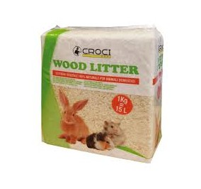 Croci wood litter 1kg
