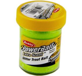 Berkley power bait extra scent glitter gr 50