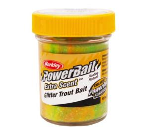 Berkley power bait extra scent glitter trout bait gr 50