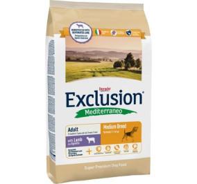 Exclusion medium agnello kg 12