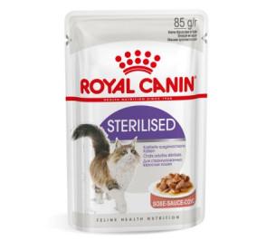 Royal canin sterilised gr 85