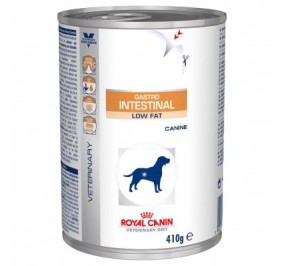 Royal canin gastrointestinal low fat gr 410