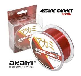 Akami assure garnet mt 300 diametro 0,185