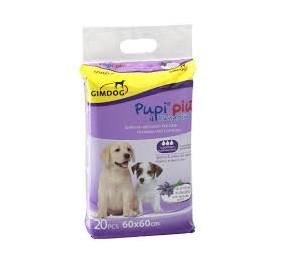 Gimborn pannolino pupi piu' profumazione lavanda 60*60 pezzi 20