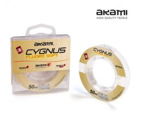Akami cygnus fluorocarbon mt 50 diametro 0,20