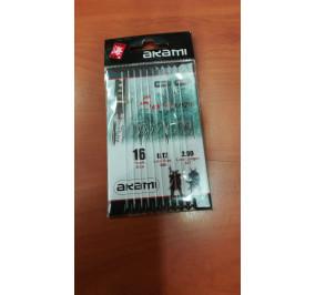 Akami ami legati serie 1092 NI numero 16 filo numero 0,12 lunghezza 2 mt