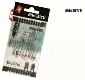 Akami ami legati serie 515 N numero 10 filo numero 0,18 lunghezza 2 mt