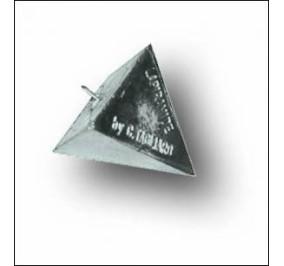 Fonderia roma la piramide gr 100
