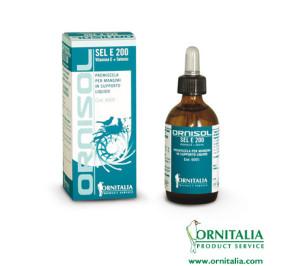 Ornitalia ornisol sel E gr 30