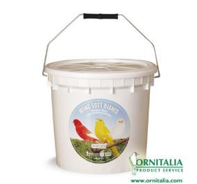 Ornitalia wimosoft morbido bianco kg 20