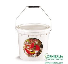 Ornitalia wimosoft morbido rosso kg 20