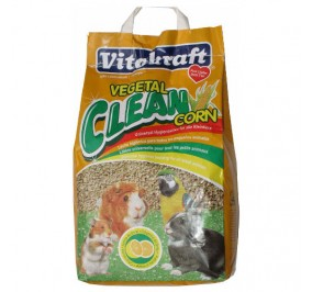 Vitakraft vegetal clean corn 8 lt