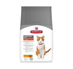 Hill's gatto sterilizzato pollo kg 1,5