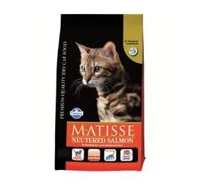 Matisse neutered salmone kg 1,5