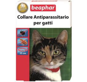 Beaphar collare antiparassitario per gatto 35cm