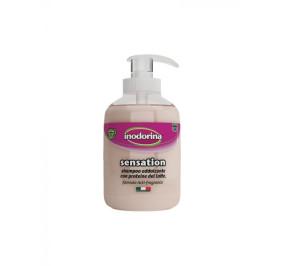 Inodorina shampoo addolcente con proteine del latte 300 ml