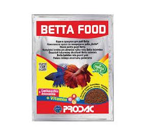 Prodac betta food gr 12