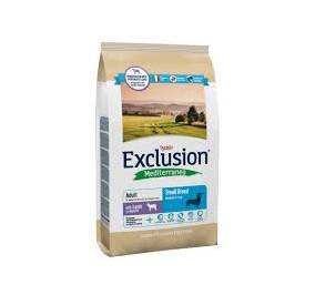 Exclusion mediterraneo small agnello kg 2