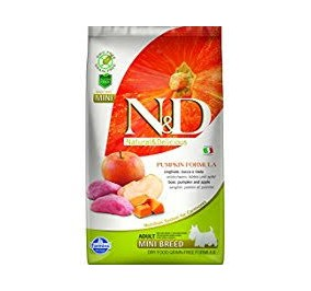 N/D pumpkin adult mini cinghiale, zucca e mela kg 2,5
