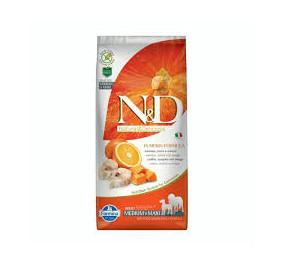 N/D pumpkin medium e maxi merluzzo, zucca e arancia kg 2,5