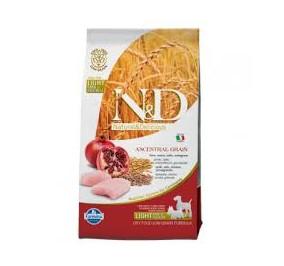 N/D pumpkin mini pollo, zucca e melograno kg 2,5