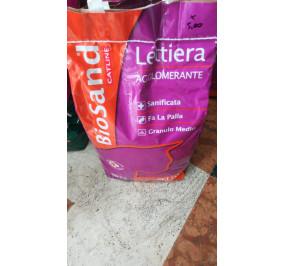 Bio sand agglomerante kg 10